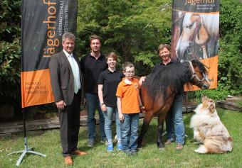Jägerhof  feiert 10-jähriges Jubiläum