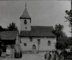 Kirche vor 1929