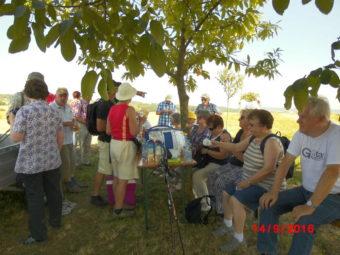 -Kleines Dorf in großartiger Umgebung- FSV 3. KTG-Quartalswanderung