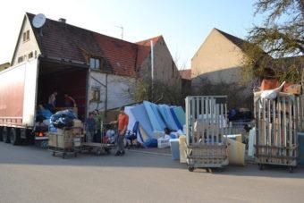 Großer Bedarf an humanitärer Hilfe in Rumänien