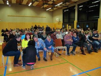 Bürgerinitiative gegen den Verkauf der historischen Kelter