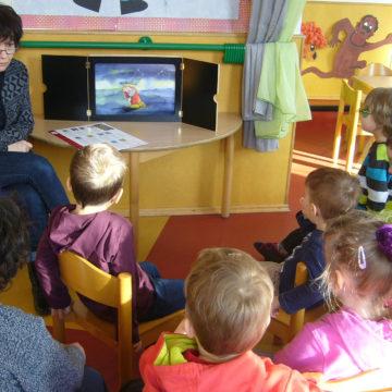 500 Jahre Reformation – Luther-Tag im Kindergarten