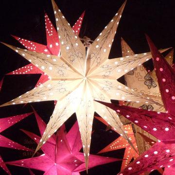 15. vorweihnachtliches Glühweinständle