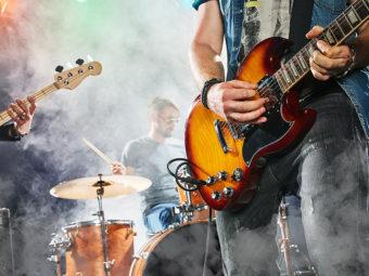 Einladung zum Rockkonzert