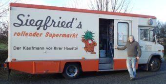 """""""Siegfried´s rollender Supermarkt"""" kommt nach Bahnbrücken"""