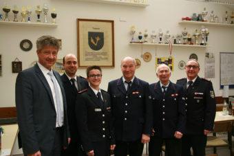 Jahreshauptversammlung der Feuerwehr