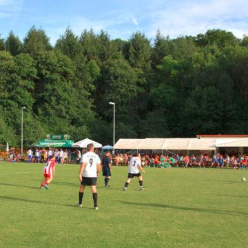 AH-Fußballturnier am 15. Juli 2019